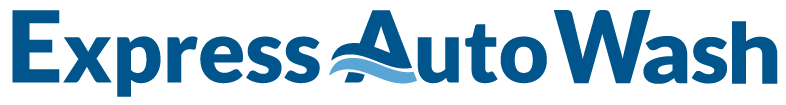 Express AutoSpa logo in blue